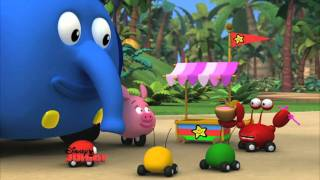 """Jungle Junction - """"Zooter's Surprise Delivery"""" (Flagogo Special)"""