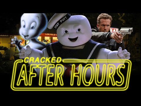 Which Ghost Movie Was The Best (For The Ghosts)? (Casper, Ghostbusters, RIPD)