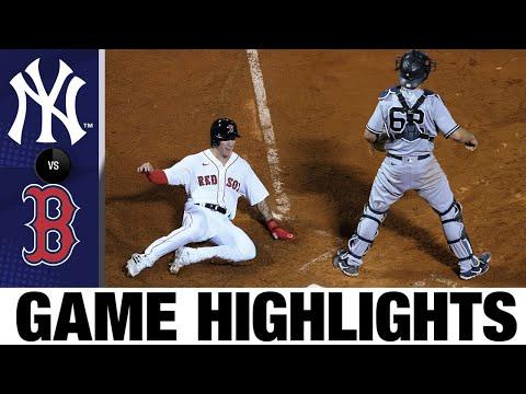 Yankees vs. Red Sox Game Highlights (7/22/21) | MLB Highlights