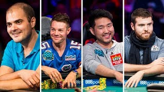 2018 WSOP Main Event Final Table Reunion Tour