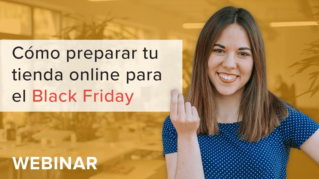 Cómo preparar tu tienda online para el Black Friday - Printful webinar 2020