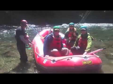 Raft-Fishing Tongariro