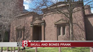 Yale's Skull and Bones warns students of pranks by impostor
