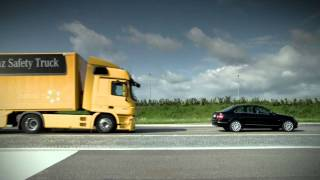 Mercedes- Benz Actros Safety Truck