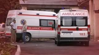 В Івано-Франківську патрульні насилу врятували жінку від чоловіка-тирана