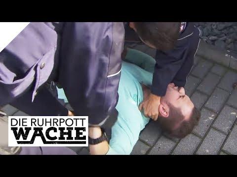 Graffiti im Auge: Eine verzweifelte Notlüge | Die Ruhrpottwache | SAT.1 TV