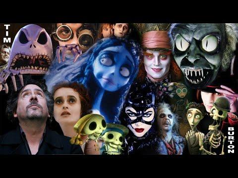 หนังน่าดูของผู้กำกับ Tim Burton
