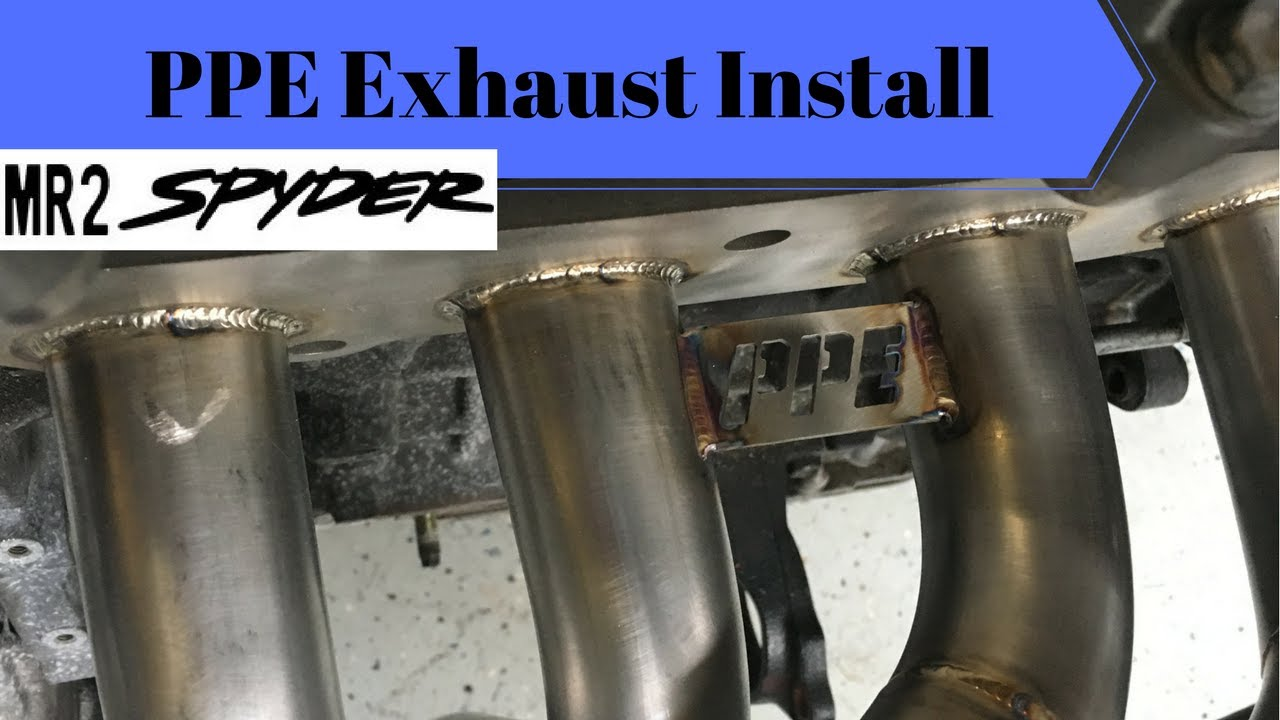 Ppe Exhaust