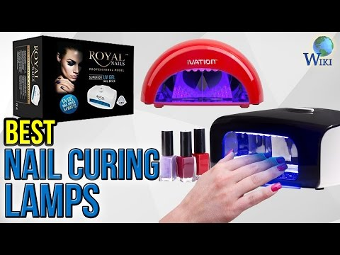 10 Best Nail Curing Lamps 2017