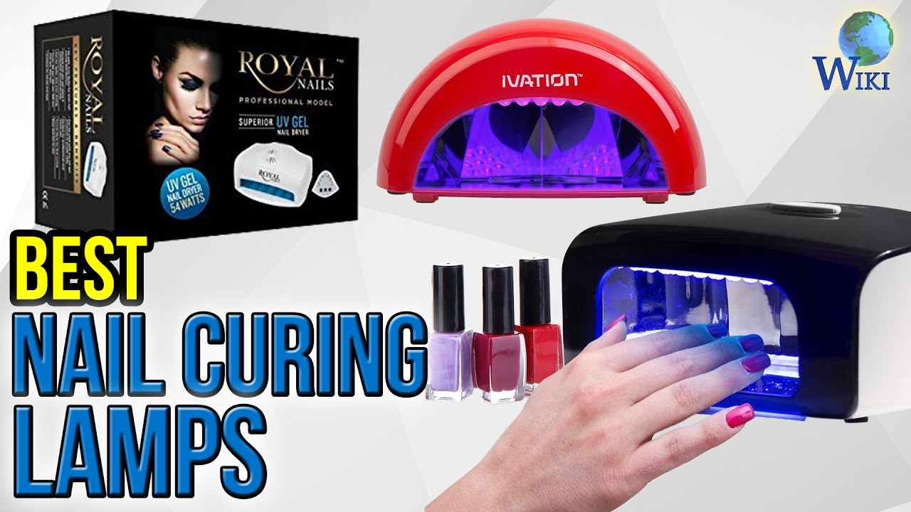 10 Best Nail Curing Lamps 2017  Youtube