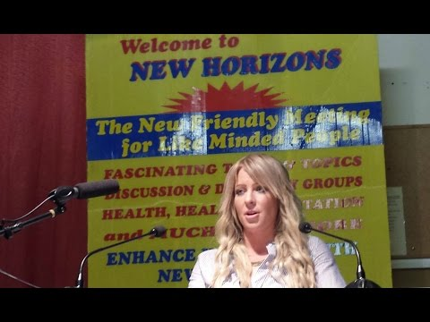 Fearless, Free And Politically Incorrect!!! [Danielle La Verite - New Horizons]