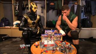 C3: WWE StackDown featured on Monday Night RAW