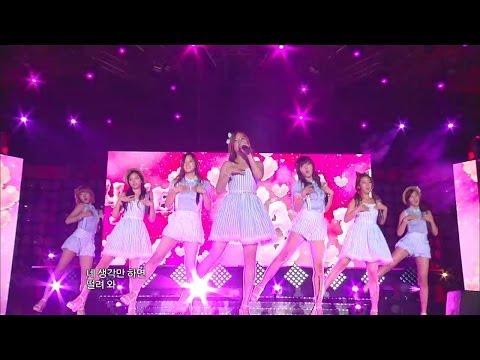 【TVPP】Apink - BUBIBU, 에이핑크 - 부비부 @ London Olympic Special, Music Core Live