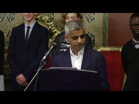 #InterfaithIftar - Mayor of London Talk