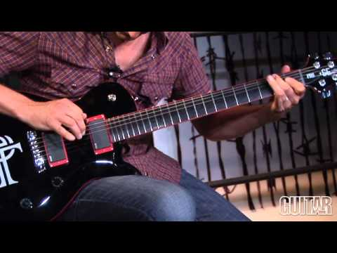 prs guitars se nick catanese signature guitar youtube. Black Bedroom Furniture Sets. Home Design Ideas