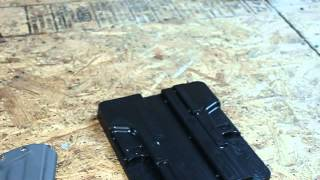 Kydex Holster Mold Prep For Vacuum Forming