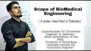 Scope of Biomedical Engineering | What is Biomedical Engineering | ABDUL MOEED