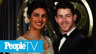 Priyanka Chopra Says She 'Didn't Think' She Would Marry Nick Jonas | PeopleTV
