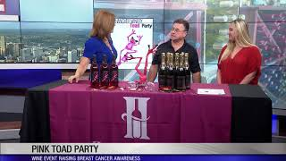 Hanover Winery to hold Pink Toad Party for Wellington Foundation