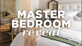Bedroom Reveal: One Room Challenge