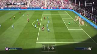 FIFA 15 Gameplay XBOX ONE (1080P FULL HD)