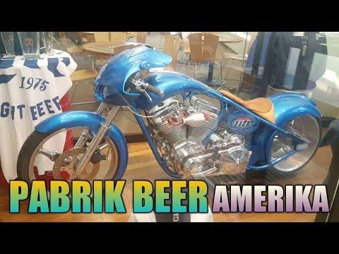 LIHAT PABRIK BEER MILLER DI MILWAUKEE AMERIKA-PIKNIK SAYA #1