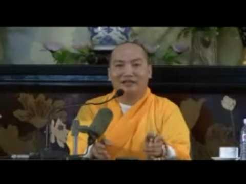 Vững chãi trước thị phi 1- Đại Đức Thích Phước Tiến giảng
