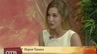 Мисс ФК «Урал» Мария Панина (15.07.16)