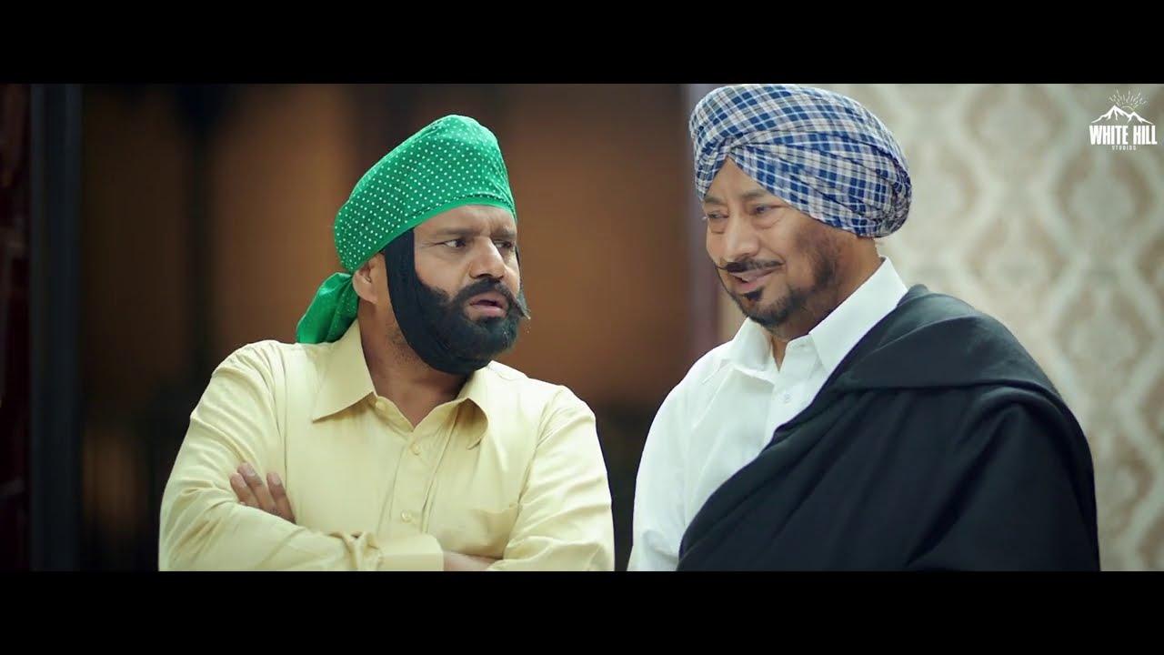Bhabhi Pataka | Binnu Dhillon | Gippy Grewal | Punjabi Comedy | Punjabi Comedy Movies |Funny Scene