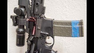 Double Feed in Fixed Mag AR15