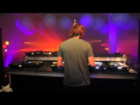 Hernan Cattaneo @ Black & Blue 2010 (Exclusive Interview)