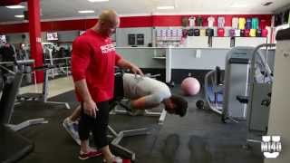 Hamstring Training Primer | Mind Muscle Connection - Ben Pakulski and Brandon Crowe