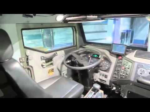 Industrie Russland   Ural 63099 Typhoon MRAP Vehicle & Other Military Trucks