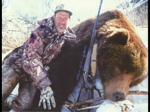 Kodiak Brown Bear Hunting In Alaska With Master Guide Jim Bailey