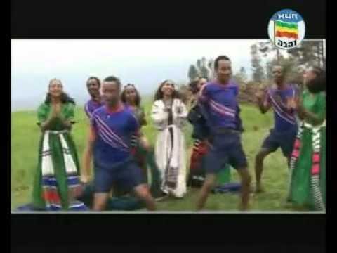 SOMALIAN MUSIC- Selamnesh Zemene- Tegrugyeshin.