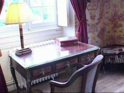Chateau de bouron hotel de charme fontainebleau chambre d - Chambre d hote de charme marseille ...