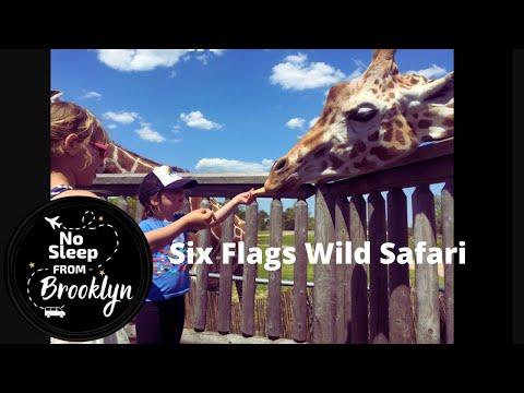 Six Flags Great Adventure Safari Off Road - Jackson, NJ 2016