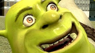 shrek is coming for you.. (roblox scary game)