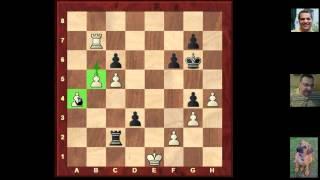 Scandinavian Defence : A detailed look at a Rapid game - Center Counter (Scandinavian)