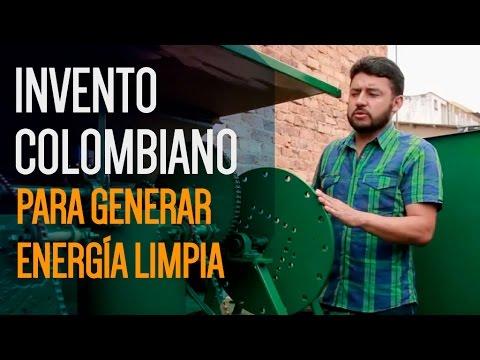 Jóven Colombiano Quiere Crear Una Nueva Forma De Generar Energías Limpias