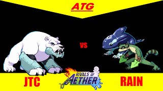 Rivals of Aether CIU Weekly: Grand Finals - JTC(Etalus) vs Rain(Maypul, Orcane)