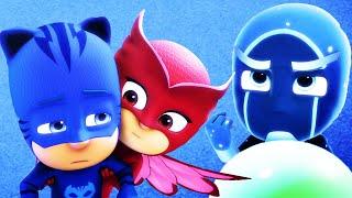 PJ Masks Full Episodes New Episode 12 Full Episodes Season 2 | Superhero Kids