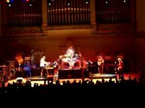 Boston - Smokin with Doug Flutie on drums 11/13/06