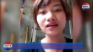 Cô gái cá tính nói nếu em bị bắt thì ... VoteTv