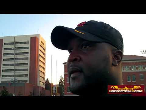 Tee Martin tries to explain USC