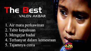 THE BEST VALEN AKBAR - Alif Studio Musik