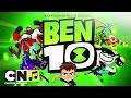 Бен 10 ♫ Вступительная песня ♫ Cartoon Network