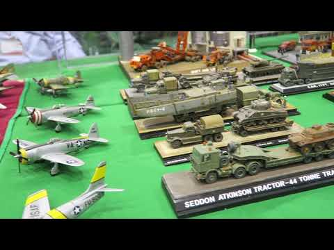 Scale Model World 2018 Part 3
