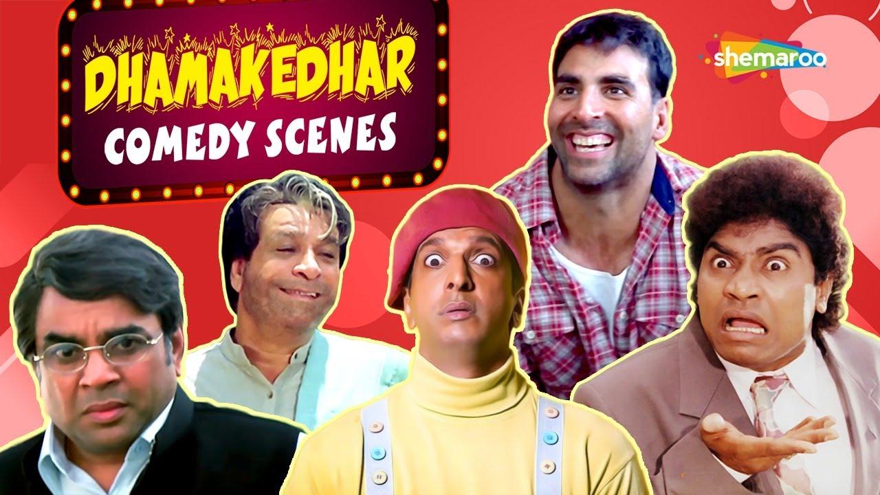 Best of Comedy Scenes Compilation | Dhamakedhar Comedy Scenes | Phir Hera Pheri -Welcome - Dhamaal
