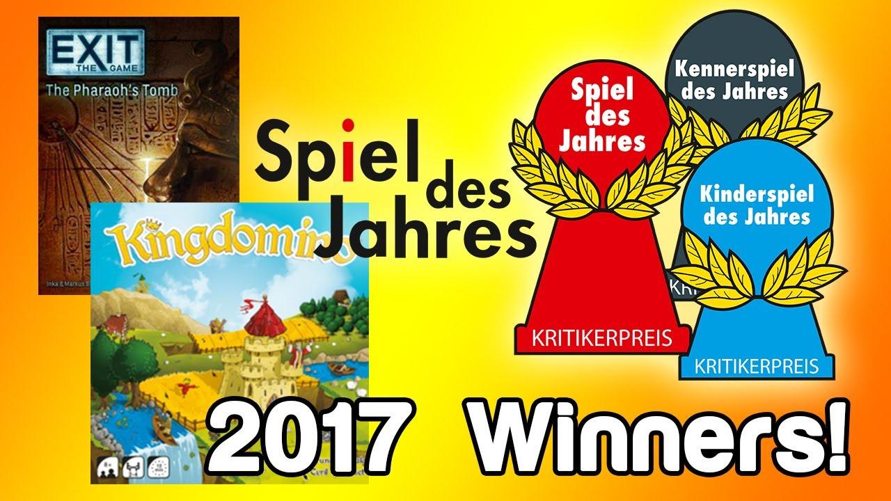 Spiel Der Jahres